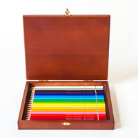 Palomino Artist Colored Pencil Box Set 18 Count