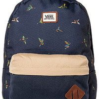 The Old Skool II Backpack in Navy Duck