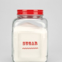 Labeled Sugar Canister - Urban Outfitters