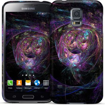Chaos Colors Abstract Samsung by 319media | Nuvango