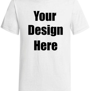 T-Shirt Sale - 50 T-Shirts with Custom Screen Print Design. These are custom shirts using screen printing and plastisol ink