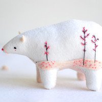sakura spirit bear
