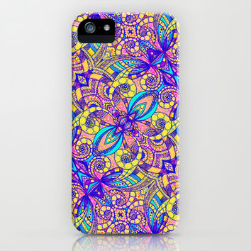 Ethnic Style G246 iPhone & iPod Case by MedusArt