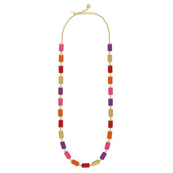 kate spade | park guell long necklace