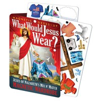 What Would Jesus Wear? Dress Up Set - Whimsical & Unique Gift Ideas for the Coolest Gift Givers