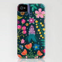Floral Heart iPhone Case | Print Shop
