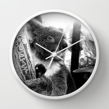 Koala - Wall Clock by Hogan