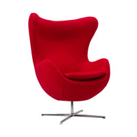 Cell Chair in Red