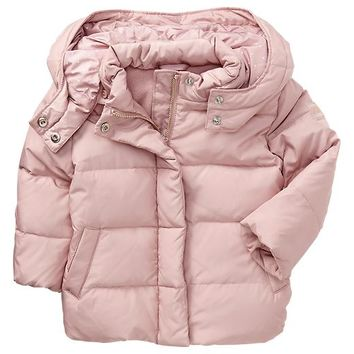 Warmest down puffer jacket