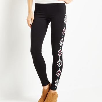 Invite Only Diamond Leggings