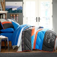 Burton Backcountry Quilt + Sham