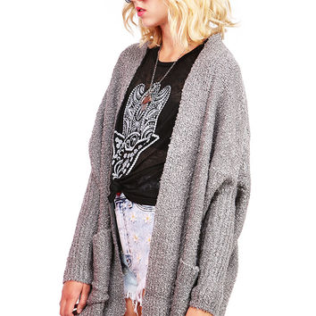 Posh Chunky Knit Cardigan | Knits at Pink Ice