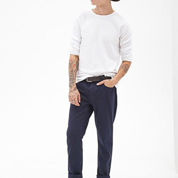 Clean Wash - Slim Fit Jeans