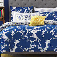 Teen Vogue Something Blue Full/Queen Comforter Set