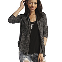 Space-Dye Cardigan } Wet Seal