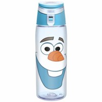 Disney Frozen 25oz Water Bottle - Clear Olaf Design