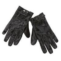Leather Quilted Gloves - Scotch & Soda
