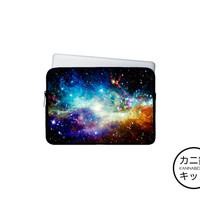 Galaxy Space Nebula Laptop Sleeve Bag Case Cover