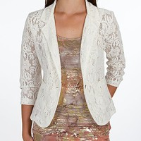 Daytrip Crochet Blazer - Women's Jackets/Blazers | Buckle
