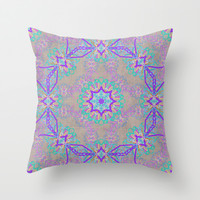 Dancer 3 Throw Pillow by Lisa Argyropoulos | Society6