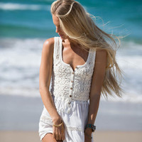 Sweet Summer Days Mini Dress