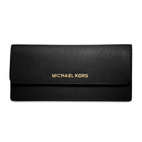 MICHAEL Michael Kors Jet Set Travel Flat Wallet