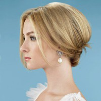 short wedding hair ideas please! ? Weddingbee Boards