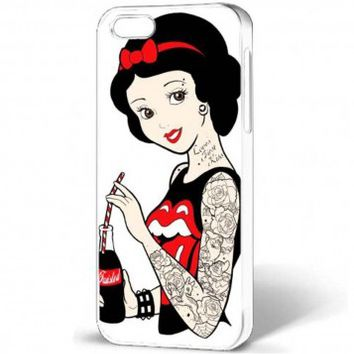 PHONE CASE | iPhone 4/4s Snow White - Rockabilly