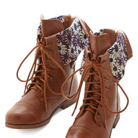 ModCloth Travel Enthusiast Boot