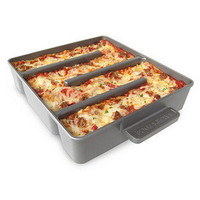 ThinkGeek :: All Edges Lasagna Pan