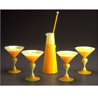 risd|works - official store of the RISD Museum of Art - Lemon Drop Martini Set