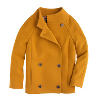 J.Crew Womens Double-Cloth Car Puffer Coat