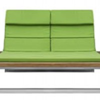 mixture : Furniture / Outdoor / Seating / Icon Double Lounger