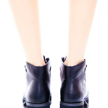 Y.R.U. Clueless Ankle Boots