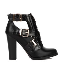 Emilee Wrap Around Bootie
