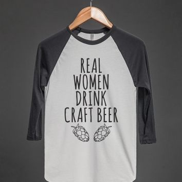 Real Women Drink Craft Beer