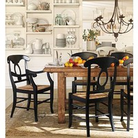 Bennett Table & Napoleon?- Chair Set | Pottery Barn