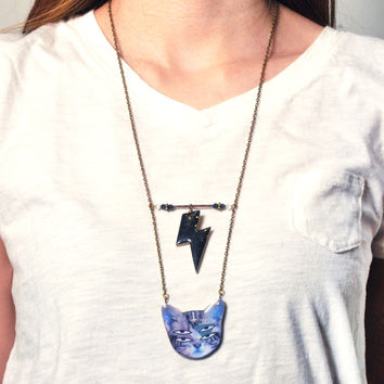 Thunder-Cat Necklace | HOTTT.COM