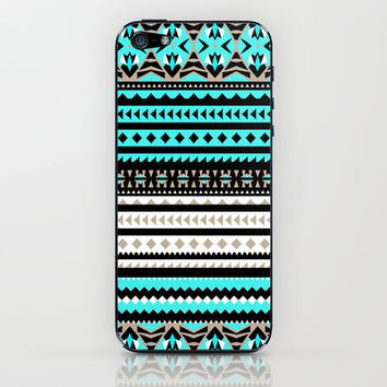 Mix #484 iPhone & iPod Skin by Ornaart
