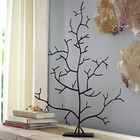 Metal Coral Sculpture | Pottery Barn