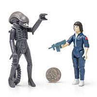 Alien Reaction Figures -