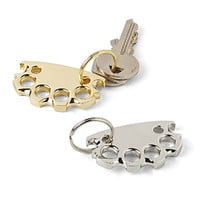 BabyKnucks Bottle Opener Keychain -
