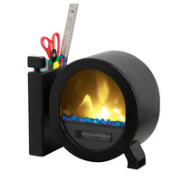 Muskoka Personal Desktop Electric Fireplace