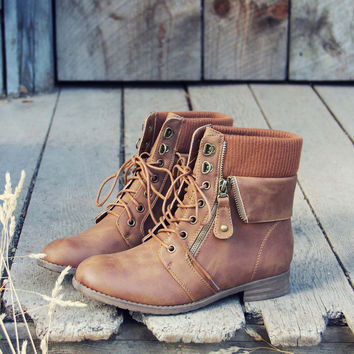 The Big Sur Sweater Boots