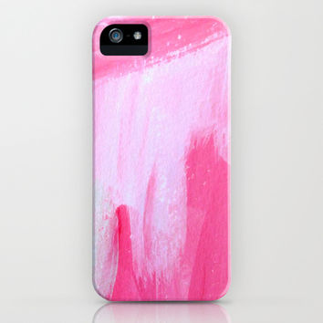 Wild One / Abstract Painting 5 iPhone & iPod Case by Wildhumm | Society6