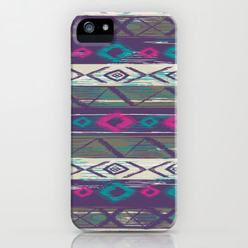 Boho bob iPhone & iPod Case by rskinner1122