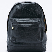 Mi-Pac Ostrich Backpack in Black - Urban Outfitters