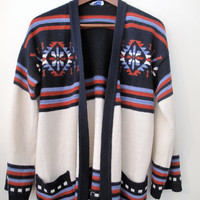 Navajo Sweater