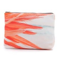 Feather & Sea Pouch