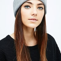 Eleven Paris Beanie in Grey - Urban Outfitters